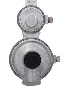 AP Products Excela-F 2 Stage Reg/6;00 Vent - Excela-Flo Compact Integral Two Stage Regulators