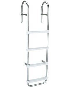 Garelick 4 Step Latch Type Boarding Ladder