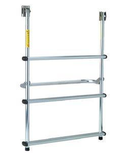 Garelick 3 Step Swinger Pontoon Boarding Ladder