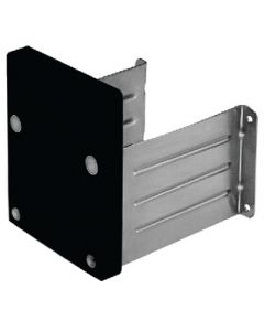 Garelick Vertical Transom Mount Stationary Outboard Motor Brackets