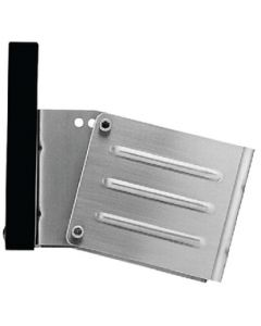 Garelick Angled Vertical Transom Mount Stationary Outboard Motor Brackets