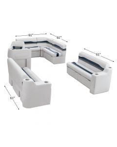 Complete Pontoon Furniture Groups Iboats