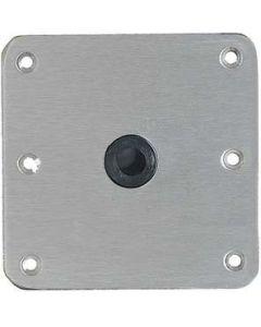 """Swivl/Eze Lock'n/Pin™ 3/4"""" Pin Stainless Base Plate"""