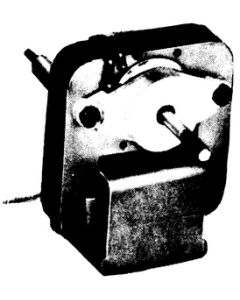 Ventline by Dexter 110V Motor Repl.Cd0190-00 - 110 Volt Fan Motors