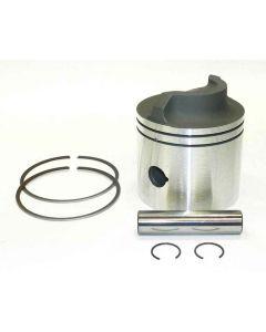 Piston Kit: Chrysler / Force 50-150 Hp .040 Over