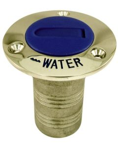 Marpac Stainless Steel Deck Fill, Water W/Blue Cap