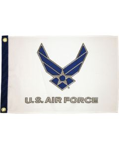Taylor Made FLAG 12X18 USAF WINGS