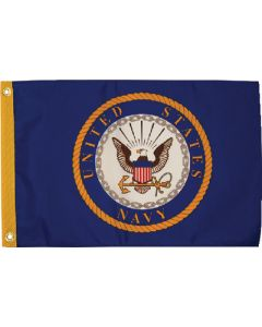 Taylor Made FLAG 12X18 USMC RED SEAL