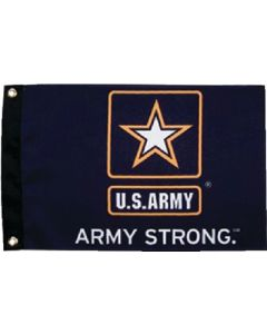 Taylor Made FLAG 12X18 ARMY STRONG