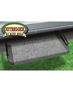 Prest-O-Fit Rv Step Rugoutrigger Gray - Outrigger Rv Step Rugs