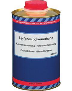 Polyurethane Thinner / Epifanes 1 liter
