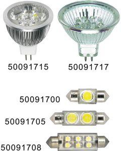 Seasense MR-16 LED Bulb, 12 x 5mm