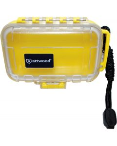 """Attwood Dry Case,  Small,  5-1/4"""" x 4"""" x 1-1/2"""""""