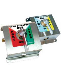 Groco Fuel Tank Selector Kit For 2 Tanks