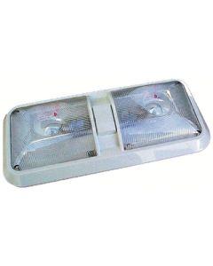 Thin-Lite Corp Double Light Fixture - Incandescent Double