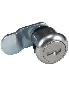JR Products 751 Lock Long Cam W/ Key - Hatch Key Lock
