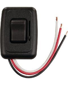 Led Slide Dimmer Black - Led Side Slide Dimmer Switch