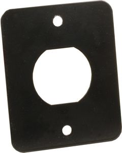 JR Products 12V/Usb Mounting Plate Single
