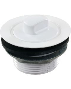 JR Products 2Intub Drain And Stopperpw - Tub Strainer And Drain Stopper
