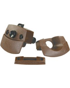 JR Products Privacy Latchbrown - Privacy Latch
