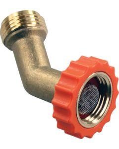 JR Products 45 Deg Hose Saver Lead-Free - Hose Saver