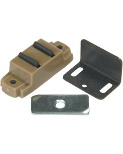 JR Products Surface Mound Mag. Catch - Surface Mount Magnetic Catch