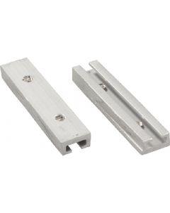 JR Products Type B- Iniin Beam Track Splic - I Beam Curtain Track Splice