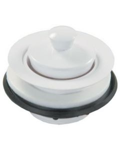 JR Products Strainer Pop-Stop Stopper W
