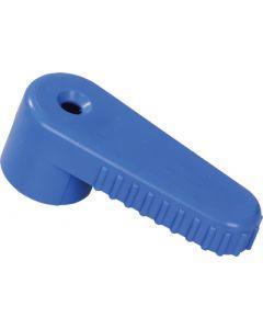 JR Products Diverter Handle Blue - Jr Parts & Accessories