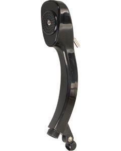 Replacement Shower Head Blk - Jr Parts & Accessories
