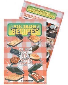 Rome Industries Pie Iron Recipe Book - Pie Iron&Trade; Recipes
