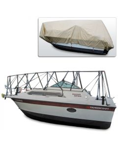Navigloo Boat Shelter for 23 ft. - 24 ft. Runabout Boats