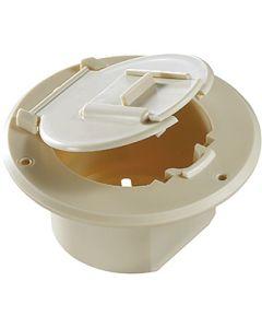 RV Designer Basic Cable Hatch Round Cw