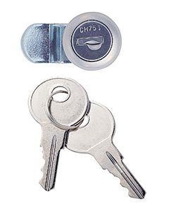 RV Designer Lock And Replacement Keys