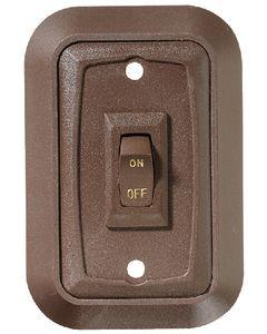 RV Designer Switch Plate-Wall Single
