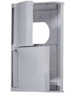 RV Designer Outlet Dual W-Cvr Grey