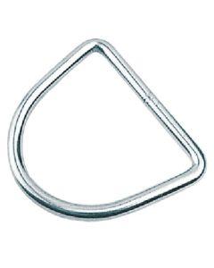 Seadog D Ring Ss 1/4in X 2-3/4in