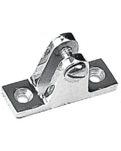 Seadog Stainless Steel Convertible Top Angle Base Deck Hinge Line