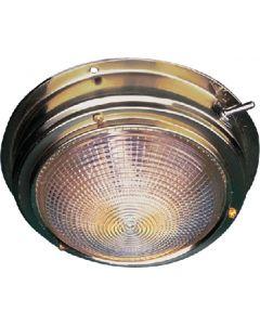 Seadog Brass Dome Light 5in