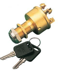 Seadog 3-Position Ignition Switch Magneto Style Line