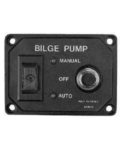 Seadog Bilge Pump Switch Panel W/Brkr