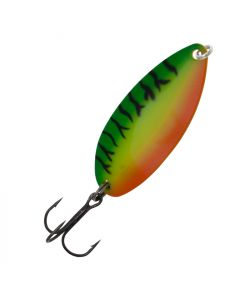 Johnson Fishing Shutter Spoon 2 1/2in Spoons Color: Firetiger