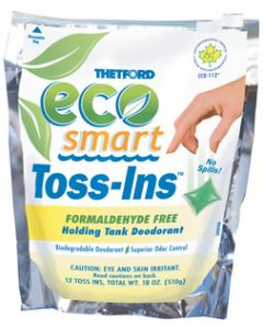 Thetford Eco-Smart Toss-Ins, 12 Packets