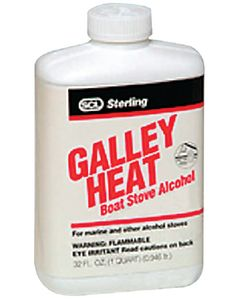 Savogran Company, Galley Heat Stove Alcohol, Quart, Grill Accessories