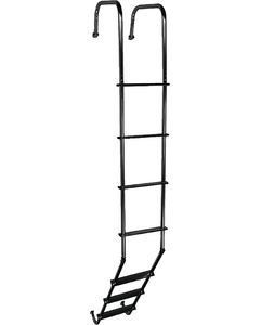 Outdoor Rv Ladder Black - Universal Outdoor Ladder