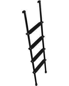 Stromberg Carlson Interior Bunk Ladder 60In Blk. - Rv Bunk Ladders