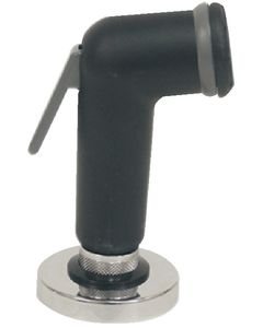 Scandvik BLACK SPRAYER HANDLE AND HOSE