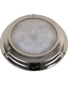 """Scandvik LED Dome Light, 6-5/8"""""""
