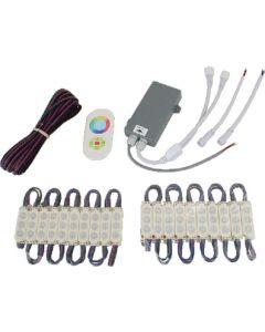 Scandvik 41582P 12V RGB Rainbow Light Kit