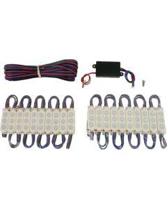 Scandvik 41584P 12V RGB 4 Color Light Kit